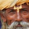 Sadhu-in-Varanasi-Indien